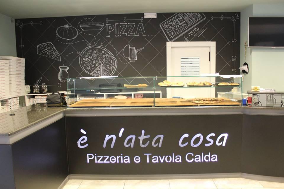 """Isernia: alla Pizzeria e Tavola Calda """"E' n'ata cosa"""" i sapori genuini del Molise ed una pizza imbattibile."""