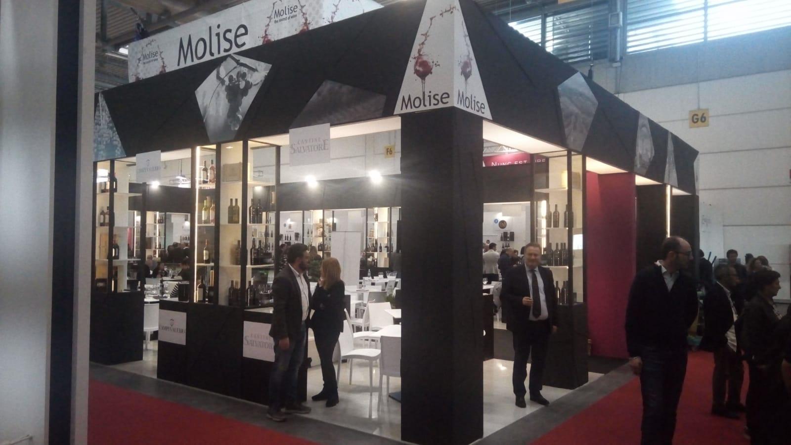 Verona: il Molise protagonista a Vinitaly, l'evento più prestigioso al mondo dedicato ai vini di qualità.