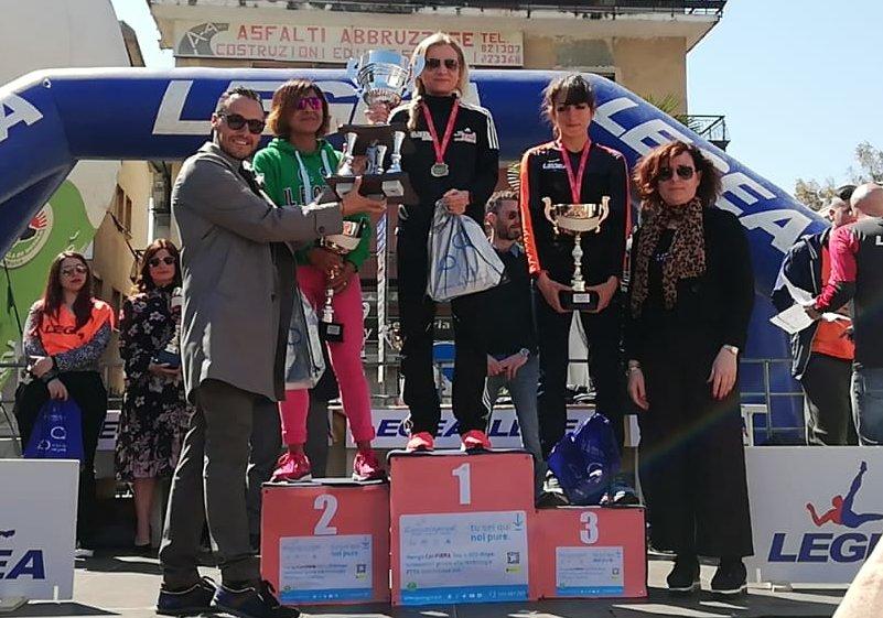 Atletica leggera: Agropoli incorona Iolanda Ferritti, nuova primatista regionale della mezza Maratona.