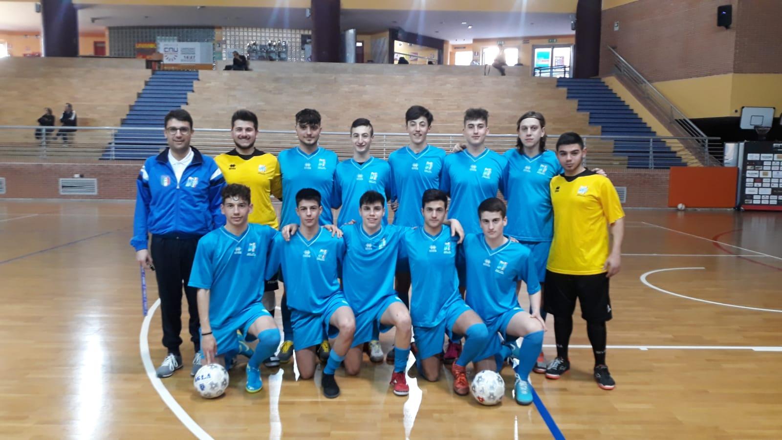 Calcio a 5: il Molise scende in campo nel torneo delle regioni di calcio a 5 in Basilicata. Presenti le formazioni juniores, allievi e femminile.