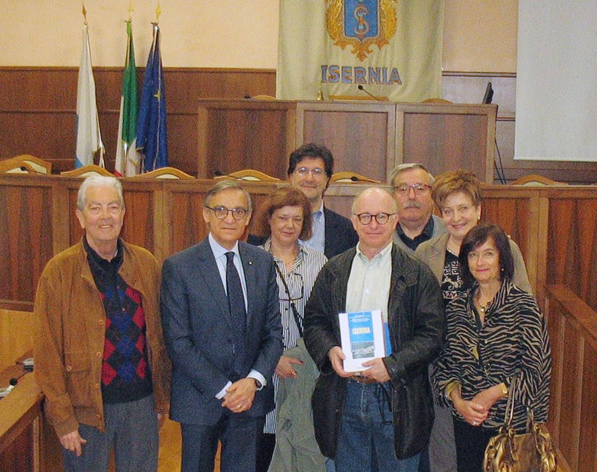 Isernia: l'ambasciatore portoghese in visita in città.