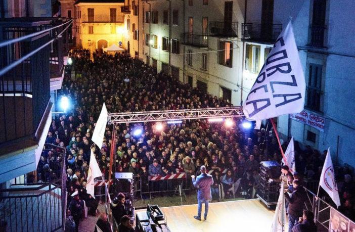 A un anno dal sogno, la lettera ai molisani. La nota di Andrea Greco ad un anno esatto dalle elezioni regionali.