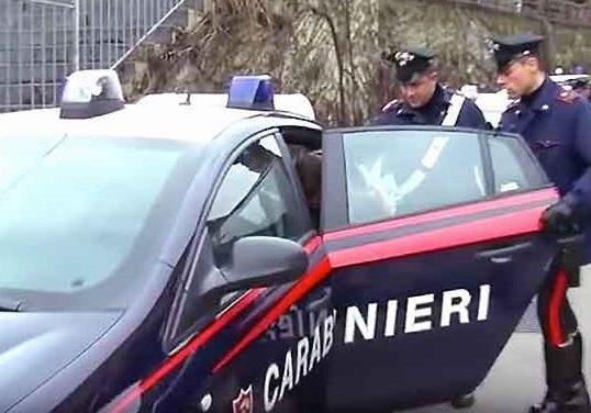 Venafro. i Carabinieri arrestano un uomo della città responsabile di maltrattamenti in famiglia, rapina ed estorsione.