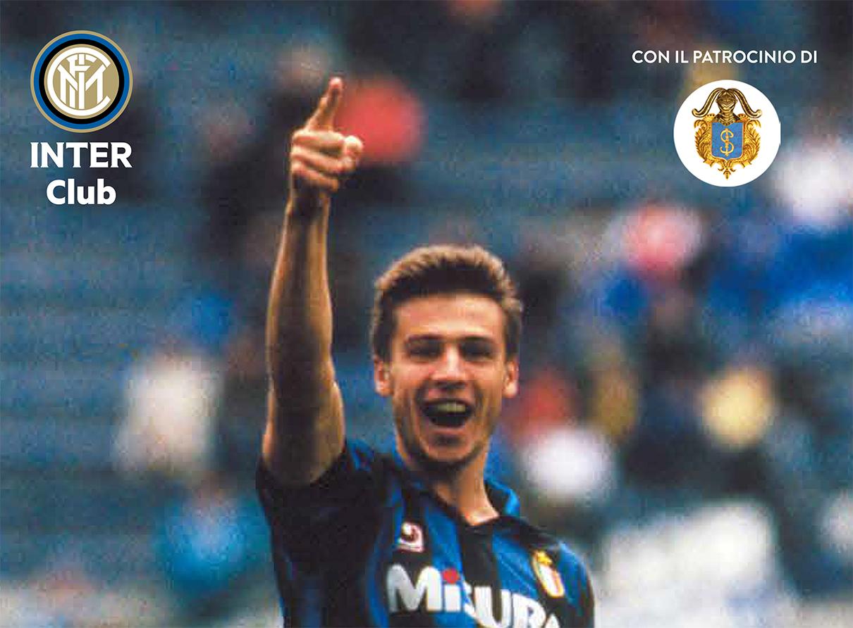 Isernia: sabato 4 maggio la giornata nerazzurra con Nicola Berti, grande campione dell'Inter.