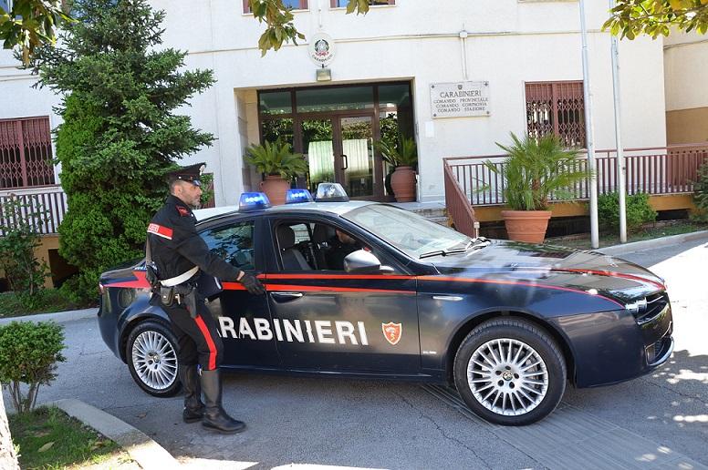 Isernia: Carabinieri eseguono ordinanze di custodia cautelare nei confronti di tre stranieri di origine nigeriana.