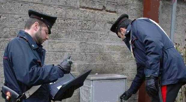 Venafro: Furto di gas metano: i Carabinieri denunciano una persona.