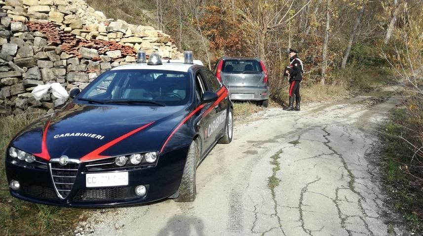 Agnone: Tentano di rubare un'auto. Denunciati dai Carabinieri.