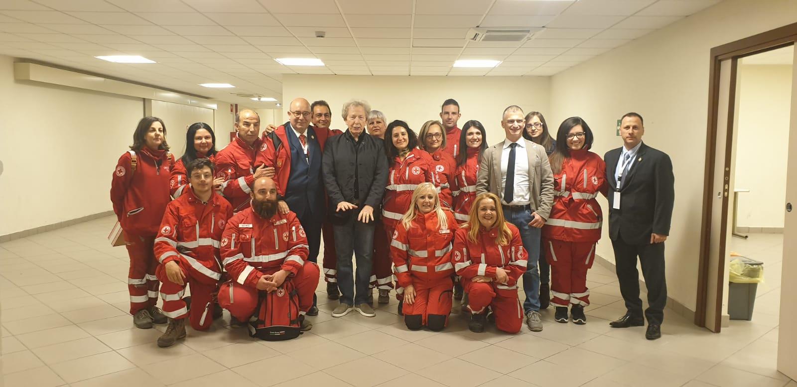 La Croce Rossa Molise ricorda i 150 anni dalla nascita dell'associazione.