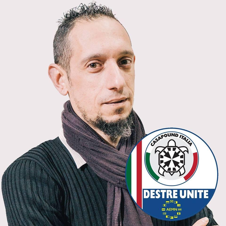 Isernia: Sabato 11 maggio conferenza di presentazione del candidato molisano alle Elezioni Europee per CasaPound Italia Pierfrancesco Di Salvo