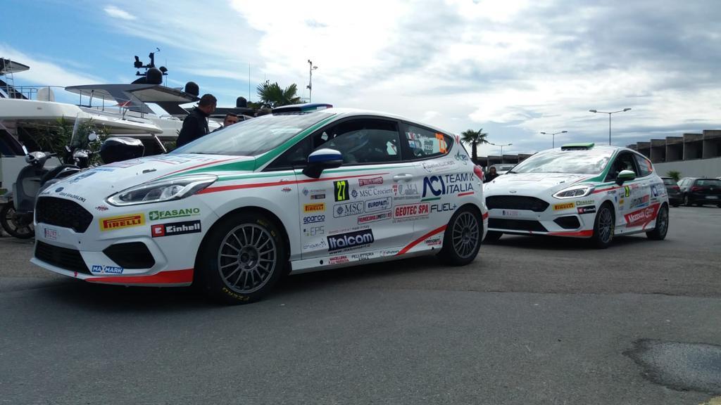 Automobilismo: Testa-Bizzocchi al Rally dell'Adriatico per un pronto riscatto.