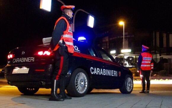 Venafro: Servizio a largo raggio dei Carabinieri, eseguiti numerosi controlli e perquisizioni.