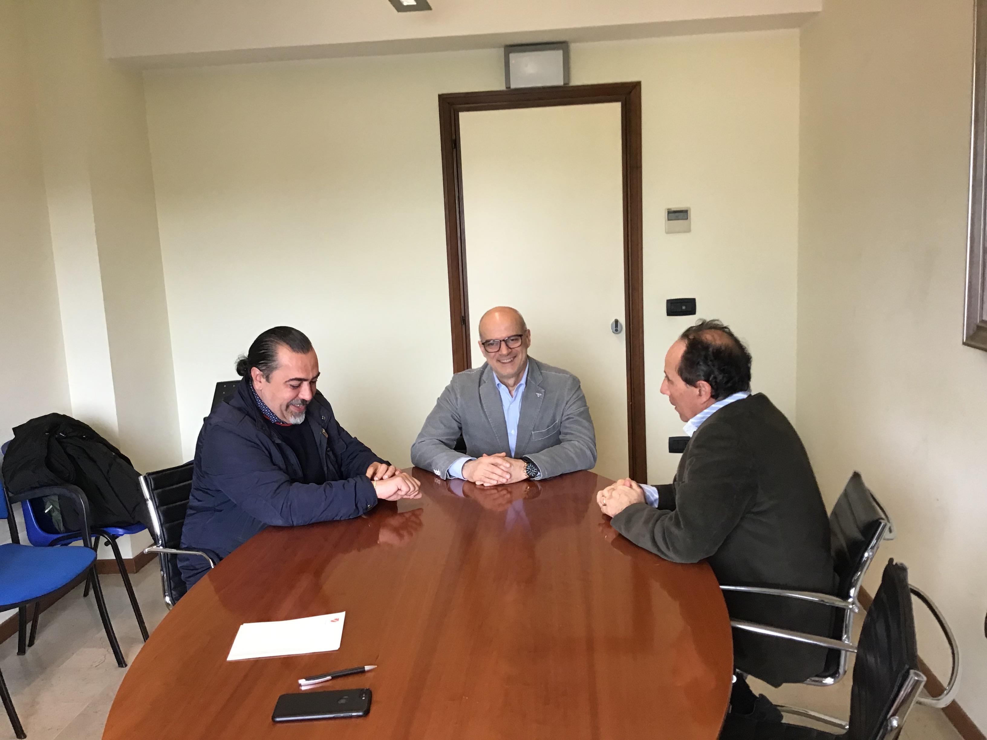Fondi per l'editoria, i consiglieri dell'Odg Molise Lupo e Bertoni incontrano il governatore Toma. A breve lo sblocco dei fondi della legge regionale 11/2015.