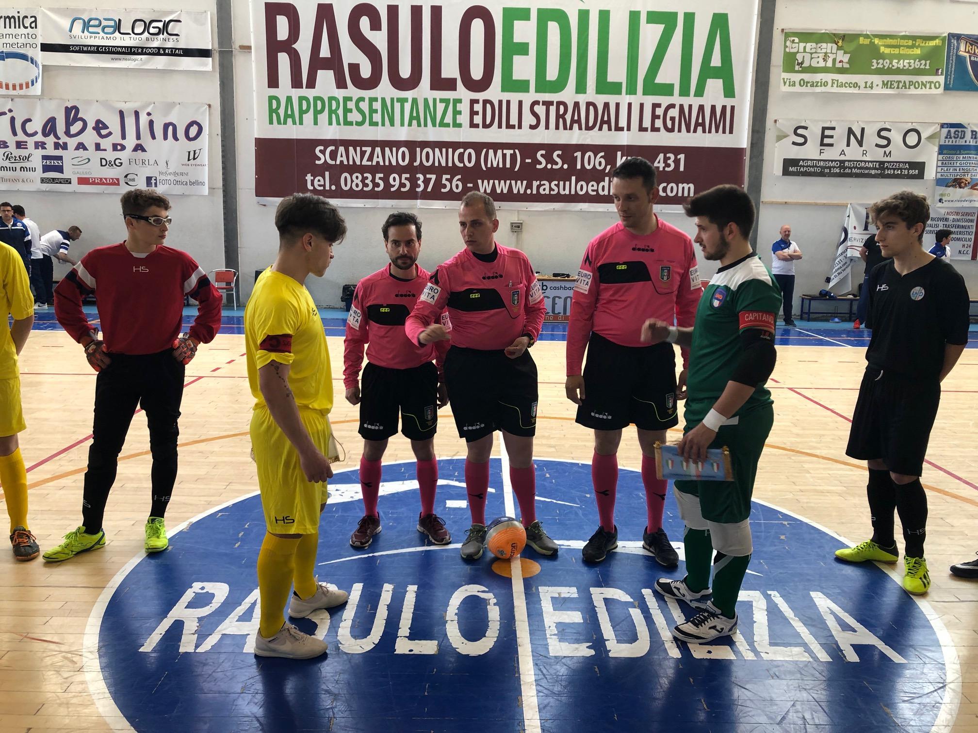 Torneo delle Regioni calcio a 5: la Juniores sconfitta dal FVG, oggi serve l'impresa per raggiungere i quarti di finale.