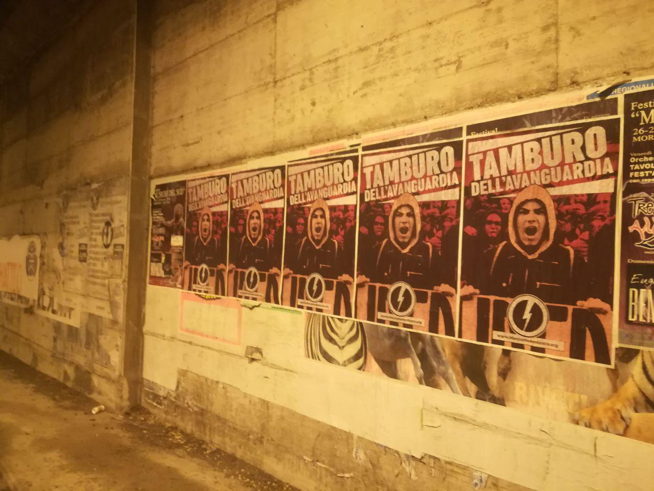 Il Blocco Studentesco affigge manifesti in tutto il Molise ed annuncia dossier sull'agibilità sismica nelle scuole di Campobasso