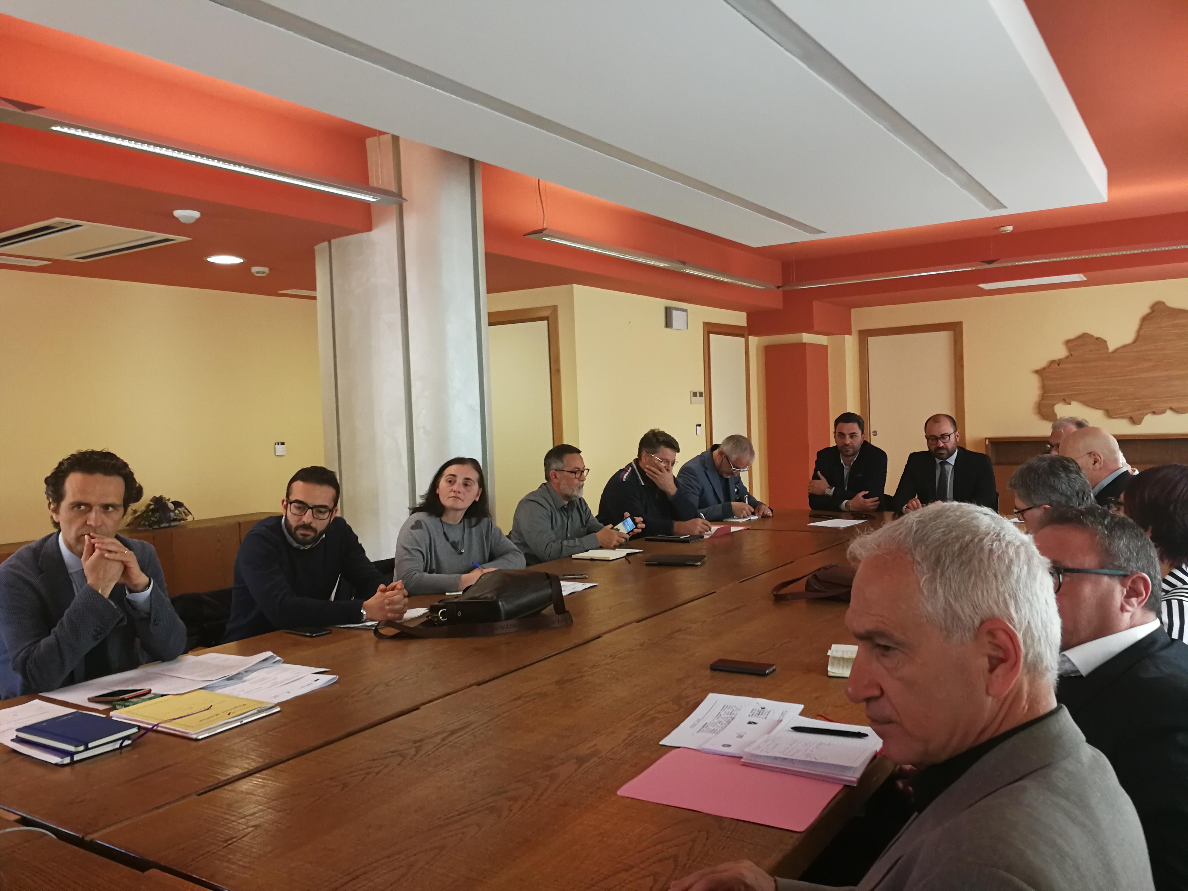 Area di crisi complessa, riunione Tavolo permanente