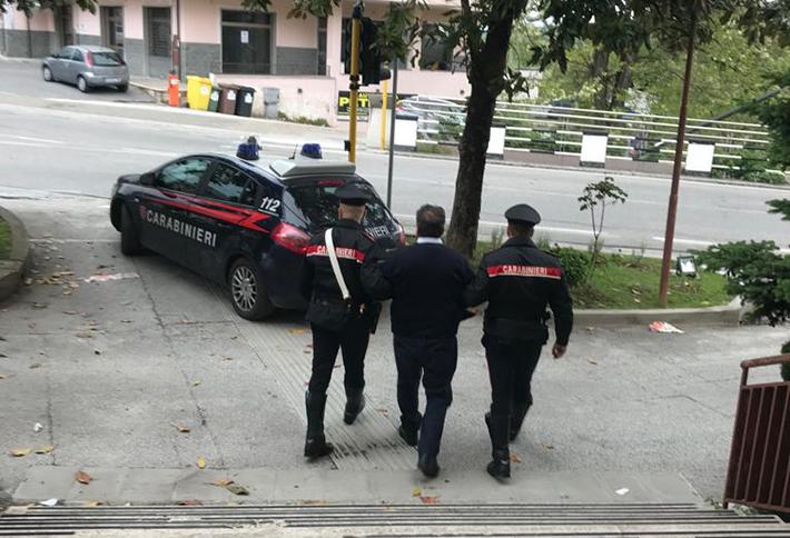Isernia: i Carabinieri arrestano un pregiudicato e denunciano due persone per esercizio arbitrario delle proprie ragioni e minacce.