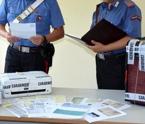 Isernia: Quattro persone denunciate all'Autorità Giudiziaria per truffa ai danni di società di assicurazioni e falsa attestazione a pubblico ufficiale.
