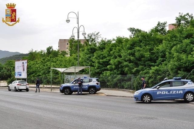 Isernia: fine settimana di controlli per la Polizia. Identificate ben 620 persone. Guarda il video dei controlli