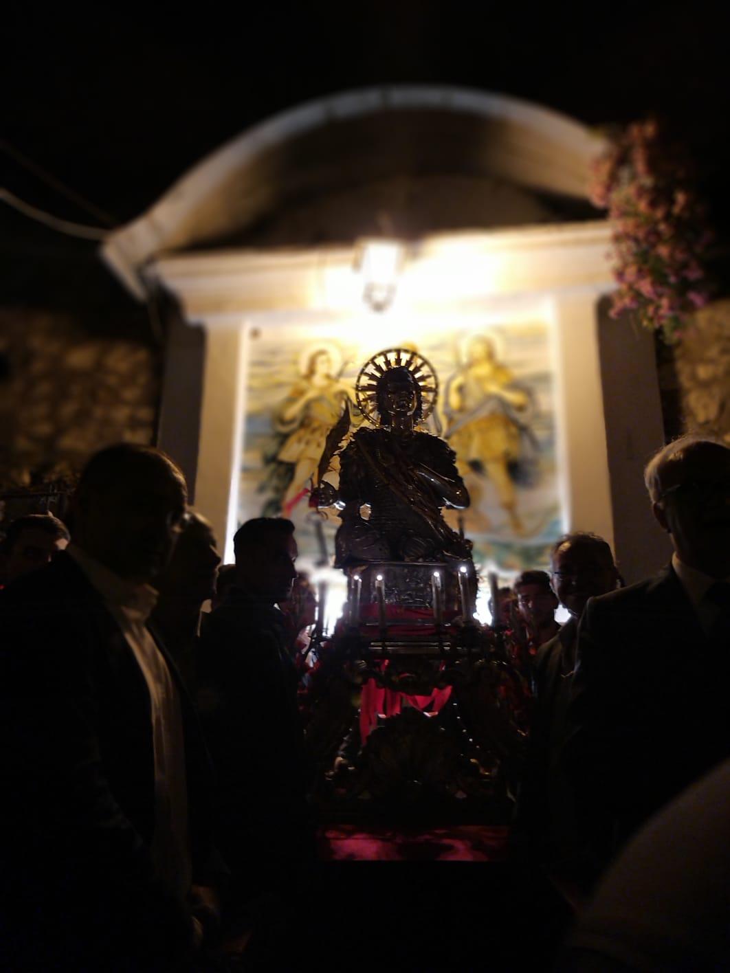 Venafro: festeggiamenti San Nicandro, i ringraziamenti del sindaco Alfredo Ricci