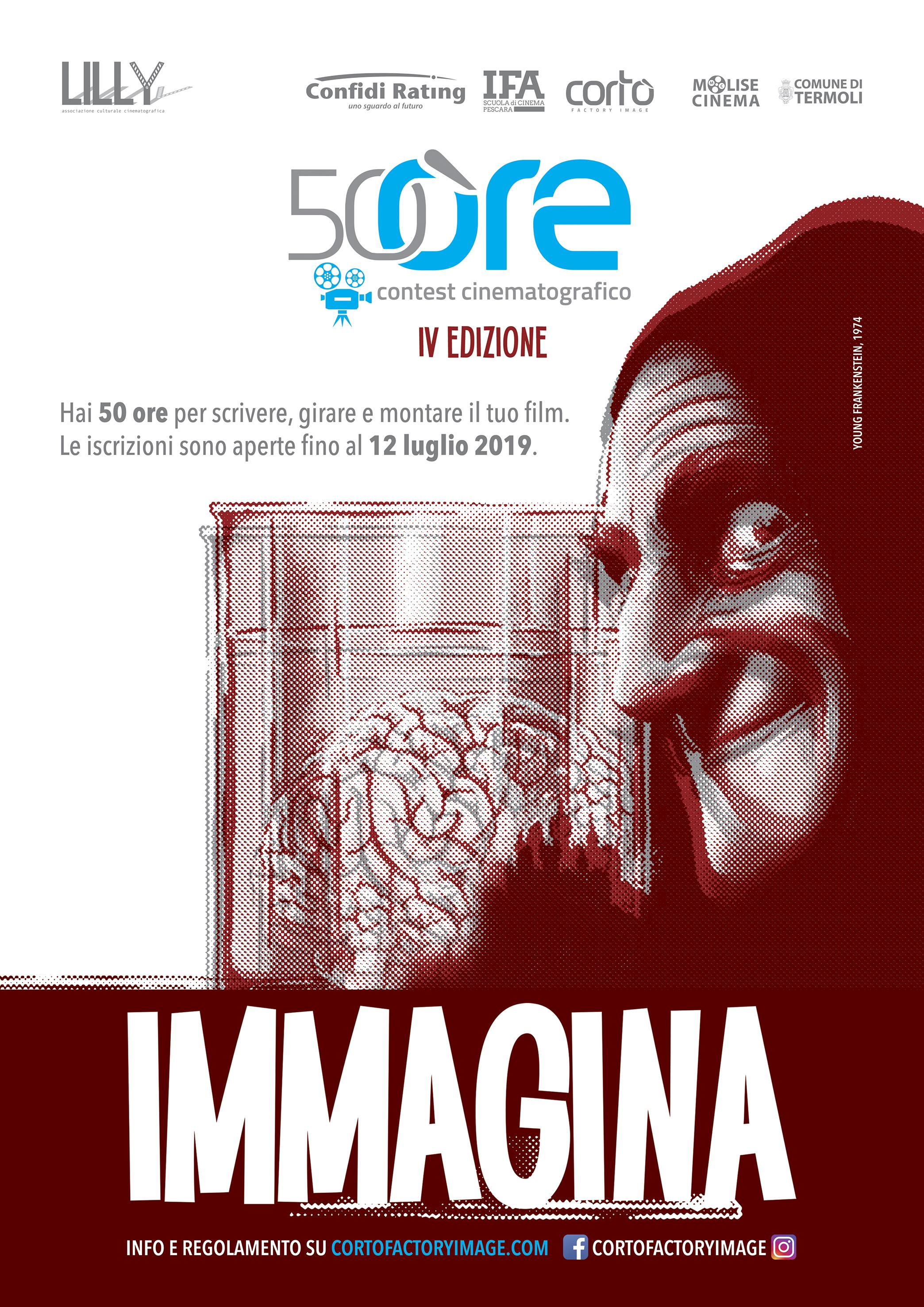 Larino: Torna il 50 ore Contest Cinematografico, venerdì la presentazione