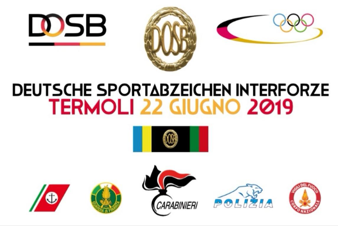 A Termoli la possibilità di conseguire il Deutsches Sportabzeichen. Gli atleti si sfideranno in diverse discipline sportive.