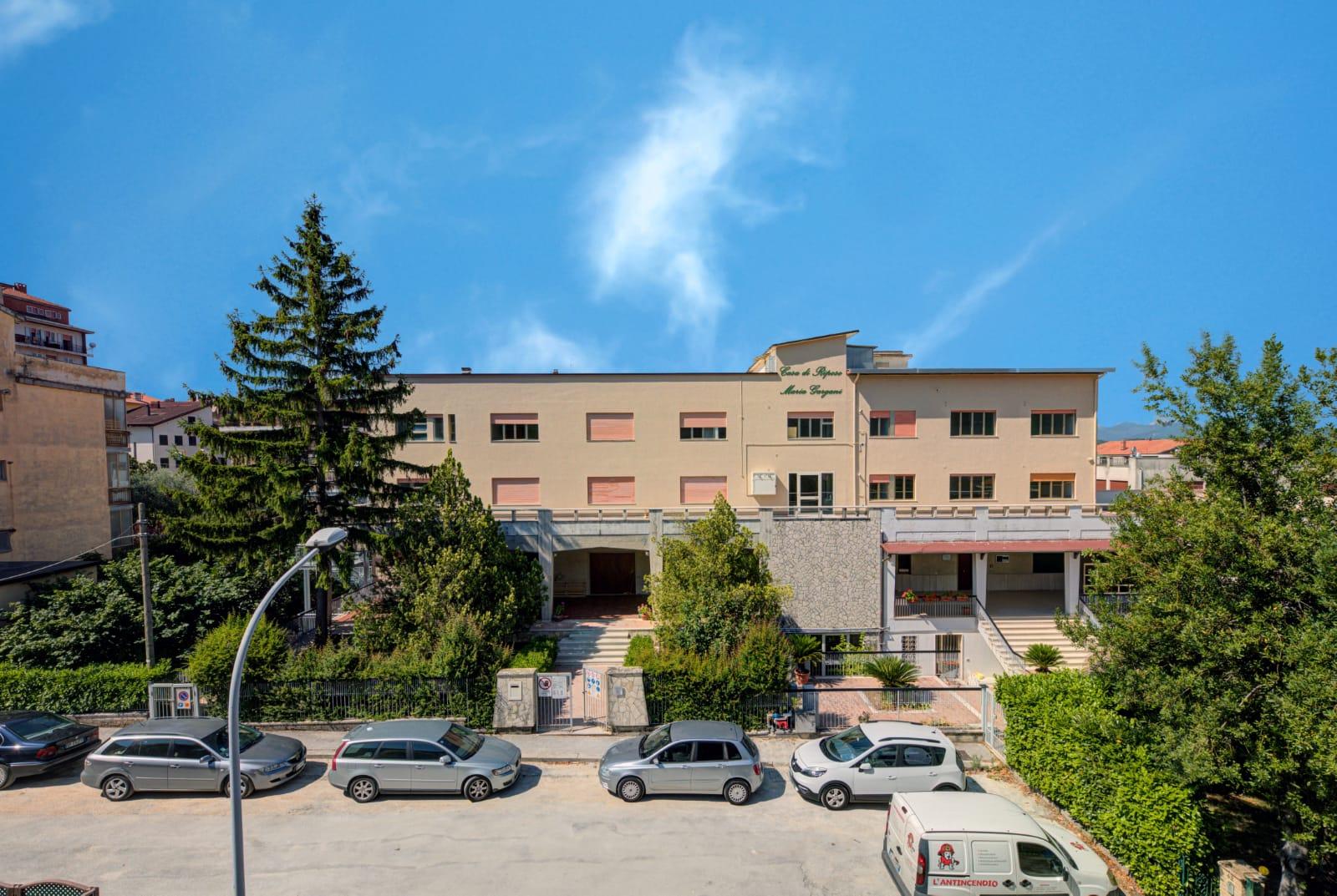Isernia: lunedì 29 luglio l'apertura della casa di riposo e centro diurno Maria Gargani.