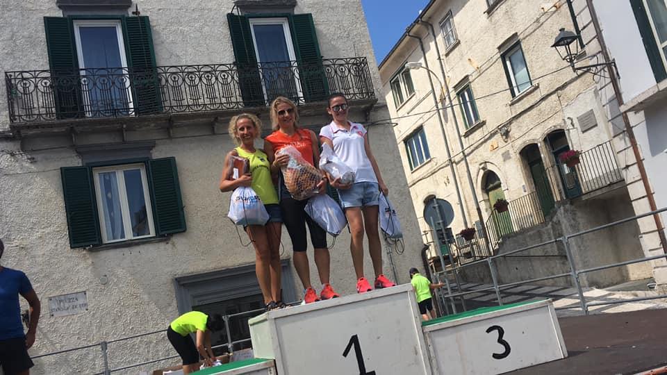 Corriamo Capracotta, Ecomaratona dei Marsi, Cerce, Trastevere. Un fine settimana di soddisfazioni per la Nai Isernia.