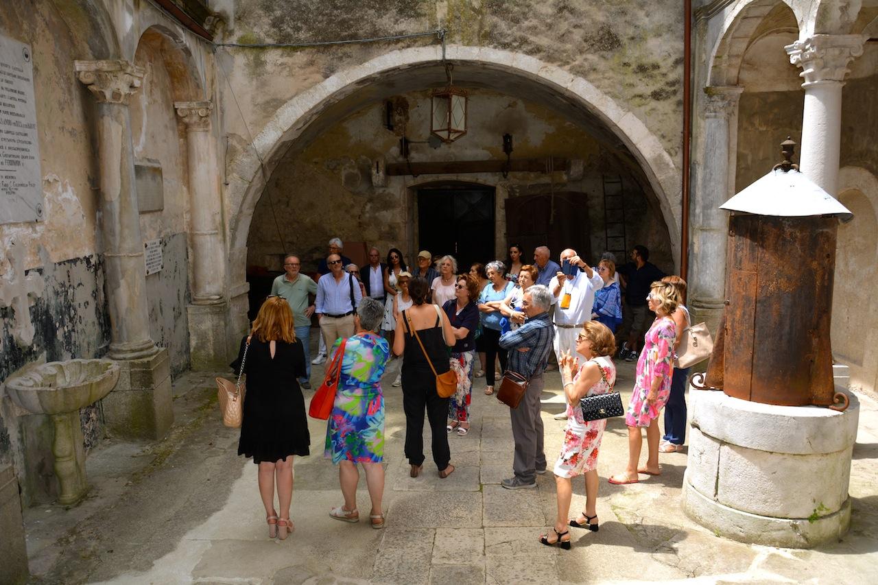 La polenta di Pescolanciano in Castello