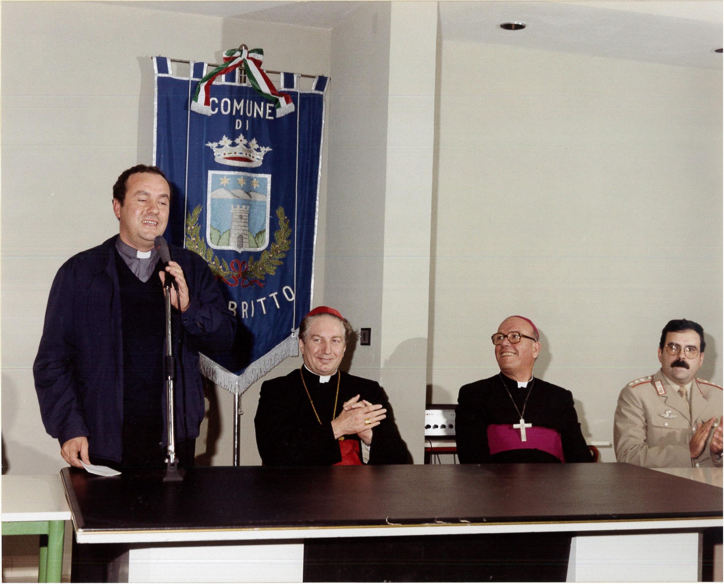 """Il Cardinale Angelo Scola scrive alla Giornalista Bojanese e si complimenta del Libro sull'Arcivescovo Nuzzi""""."""