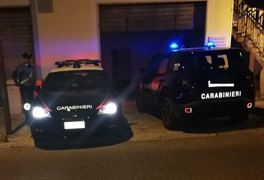 Frosolone: pregiudicato tratto in arresto dai Carabinieri per maltrattamenti e violenza in famiglia