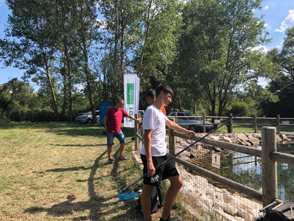 Sessano del Molise: il memorial di pesca dedicato a Renato Venditti ottiene un grande successo. Numerosi i concorrenti da fuori regione.