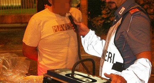 Isernia: Due persone denunciate all'Autorità Giudiziaria: una per sinistro stradale sotto l'influenza di cocaina e sostanza alcoolica; l'altra per guida in stato di ebrezza alcoolica.
