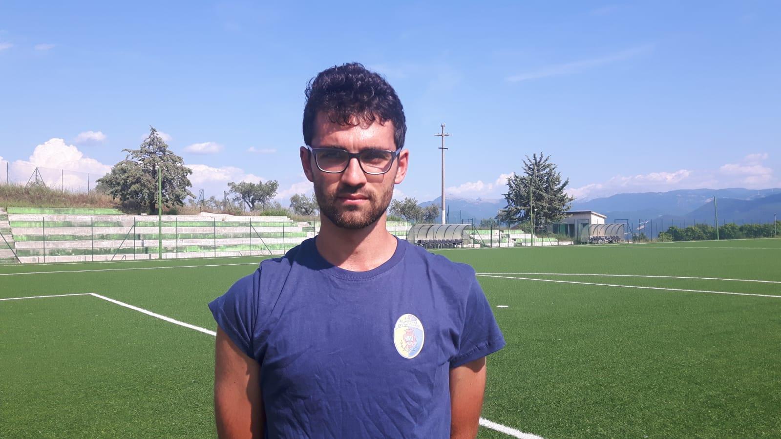 """Vastogirardi: anche la formazione Juniores guidata da mister Umberto Di Giacomo ha dato il via alla preparazione. Intanto al """"Di Tella"""" continuano i lavori."""