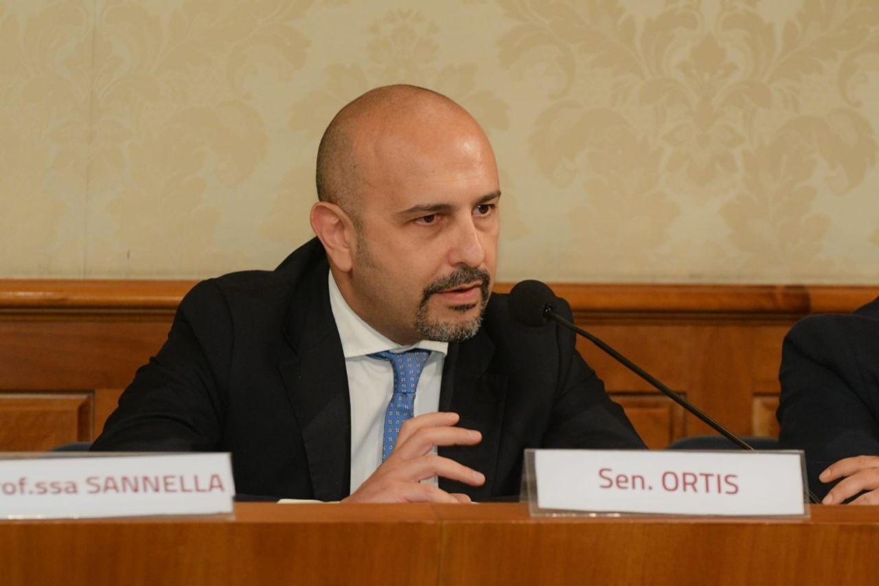 """Crisi di Governo, la nota di Fabrizio Ortis. """"Salvini ha staccato la spina al governo più amato degli ultimi decenni""""."""