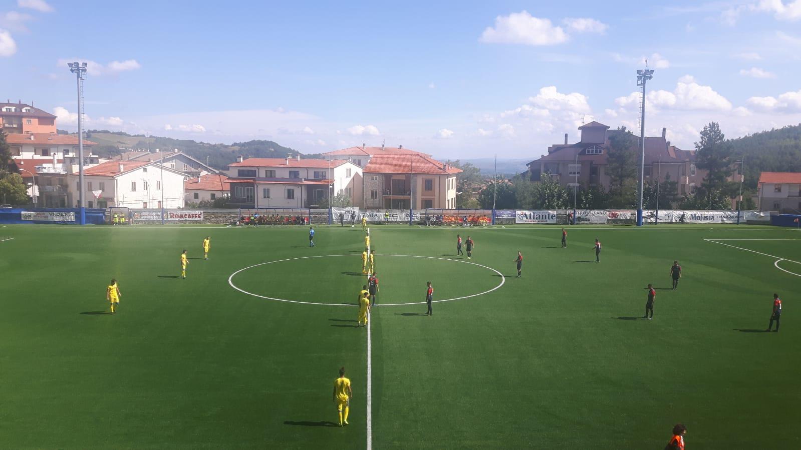 Serie D, girone F: il cobra Mikaylowskyi fa doppietta. Il. Vastogirardi riprende la Jesina e sale a quota quattro punti.