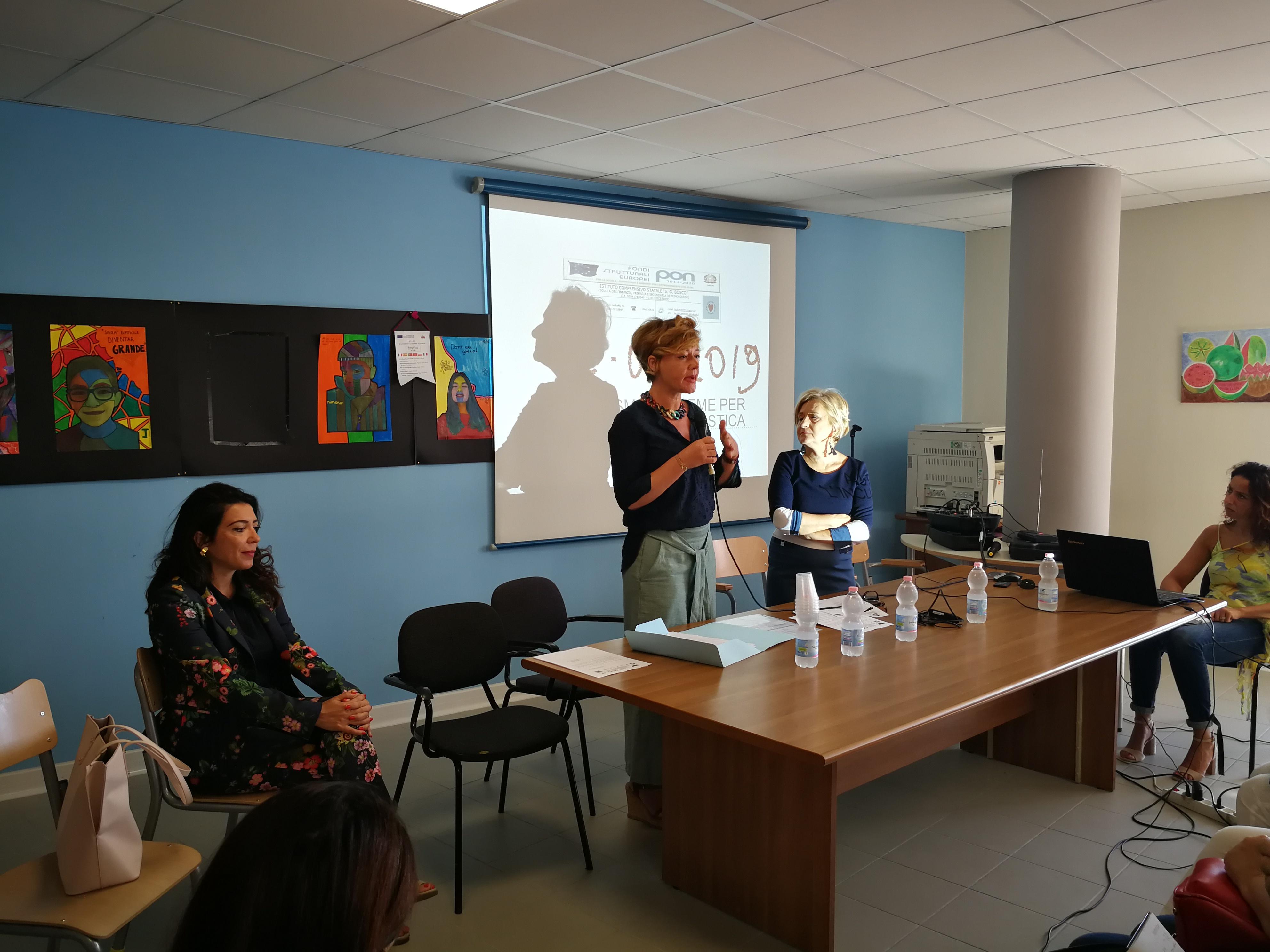 Facciamo Scuola, a Isernia la presentazione del progetto sull'Autismo realizzato con le restituzioni dei Portavoce M5S Manzo e Federico.