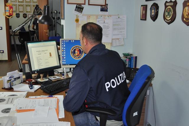 Isernia: la Polizia denuncia tre persone per truffa perpetrata on-line e telefonica.