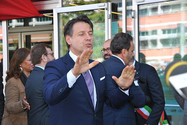 Il premier Conte ad Isernia, guarda tutte le foto nella nostra gallery dell'evento!!!!