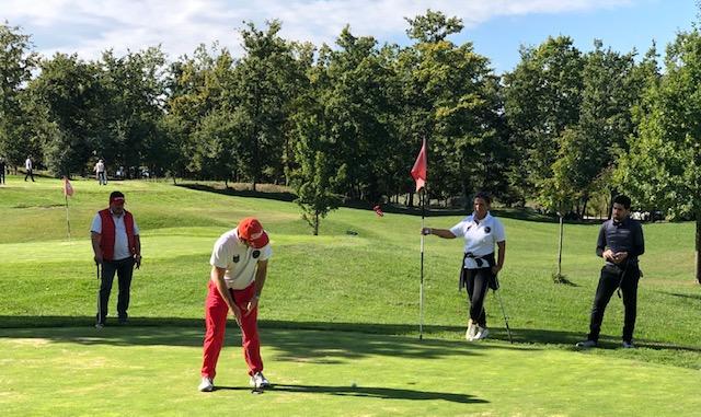 Primo Trofeo HDI, buona la prima. Grande spettacolo al campo da golf Zio Carlo di Isernia.