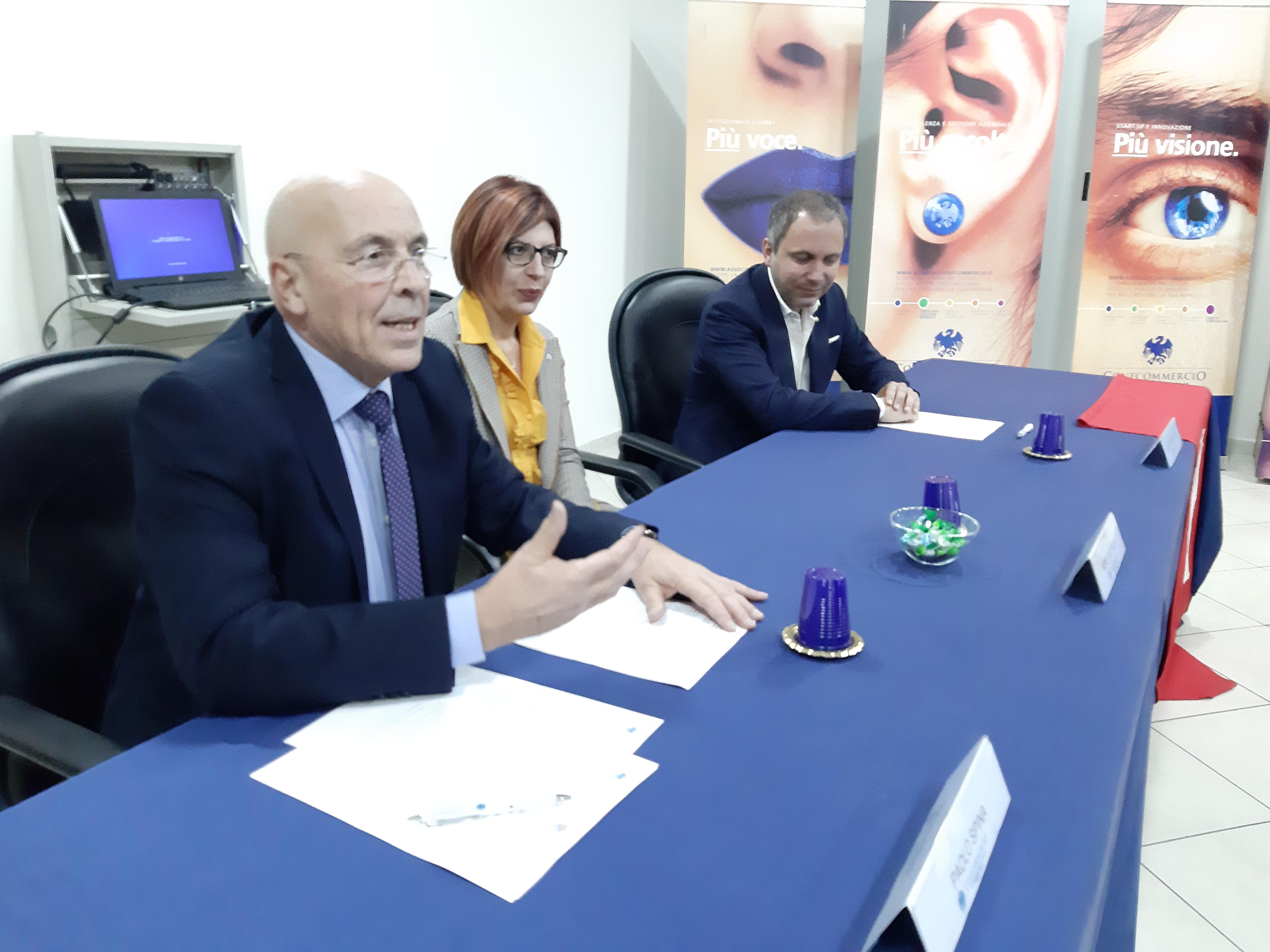 Turismo, firmato il Protocollo d'Intesa tra Confcommercio Molise e Associazione Pro Crociati Trinitari.