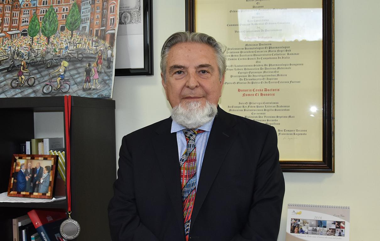 Il Presidente dell'I.R.C.C.S. Neuromed  Giovanni De Gaetano protagonista al TEDx LakeComo